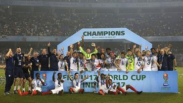 Anglia świętuje. Piłkarskie mistrzostwa świata do lat 17