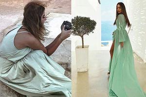 Miętowa sukienka na lato - najpiękniejsze modele i modne stylizacje