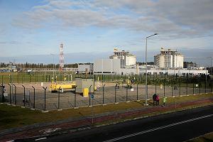 Kasa z UE na politycznym wiecu PiS. Rozbudowa gazoportu za ponad miliard złotych