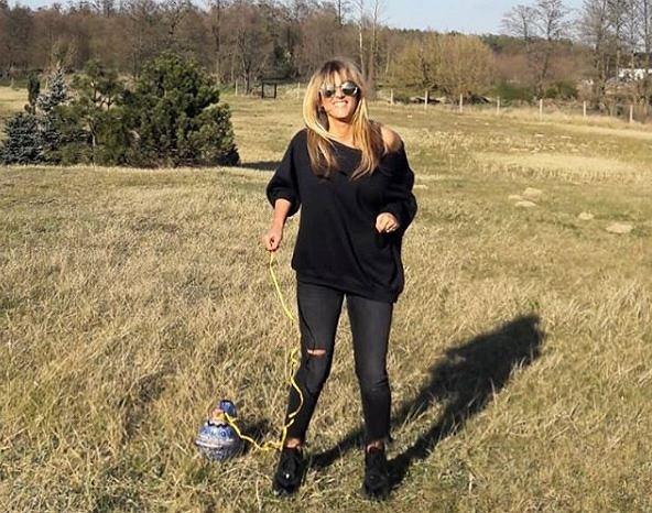 Karolina Szostak znowu schudła. To efekt kolejnego postu dr Dąbrowskiej