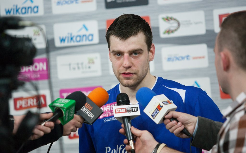 Wikana Start Lublin - Polfarmex Kutno 80:91