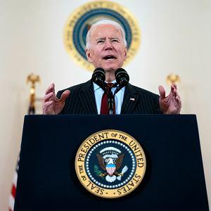 Prezydent Joe Biden