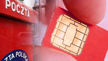 Kartę SIM zarejestrujesz na poczcie