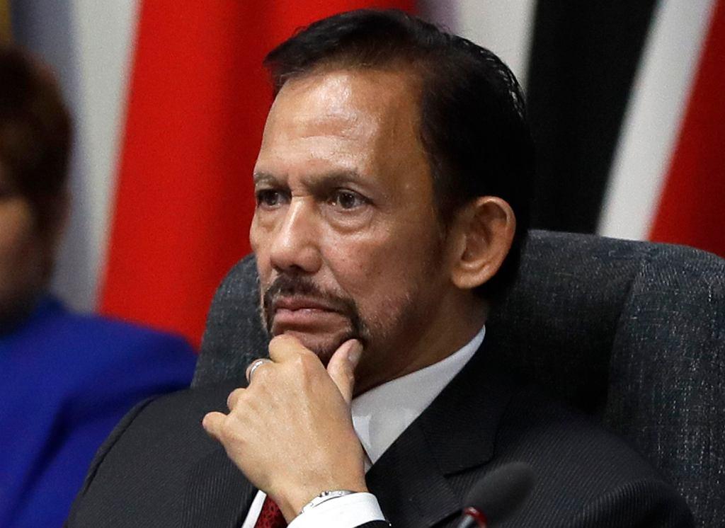 Sułtan Brunei Hassanal Bolkiah