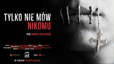 Kadr z filmu 'Tylko nie mów nikomu', dokumentu Tomasza Sekielskiego o pedofilii w polskim Kościele katolickim