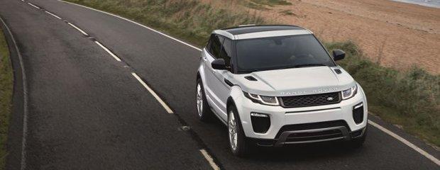 Range Rover Evoque po liftingu