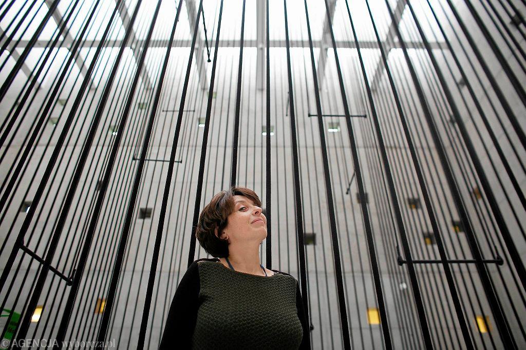 Wystawa Carole Benzaken w Muzeum Śląskim / DAWID CHALIMONIUK