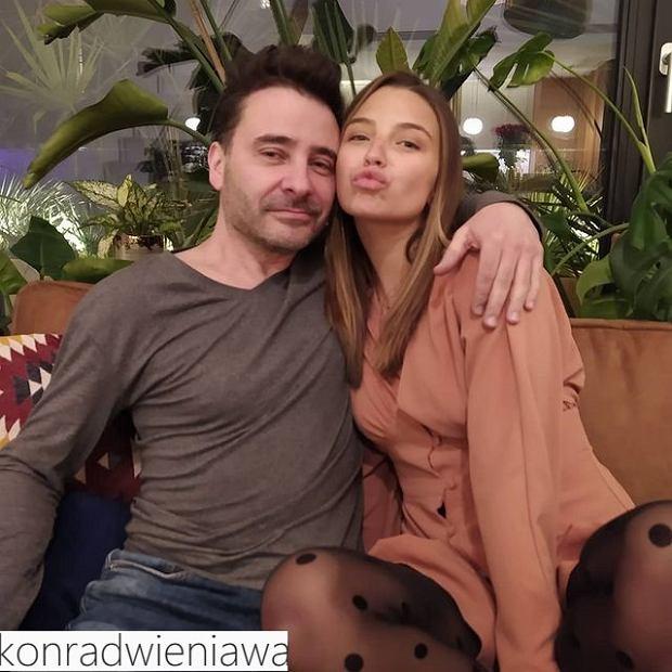 Konrad Wieniawa, Julia Wieniawa