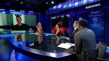Robert Lewandowski w CBS Sports