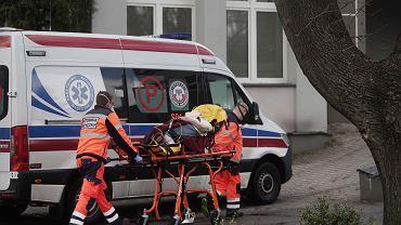 Ambulans, zdj. ilustracyjne