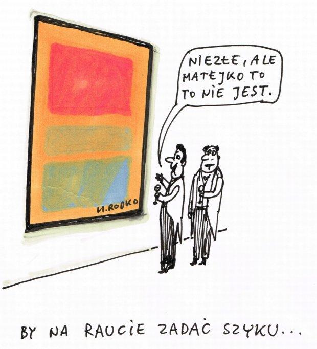 Raczkowski o sztuce -  -
