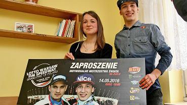 Dominika Górska i Piotr Pawlicki