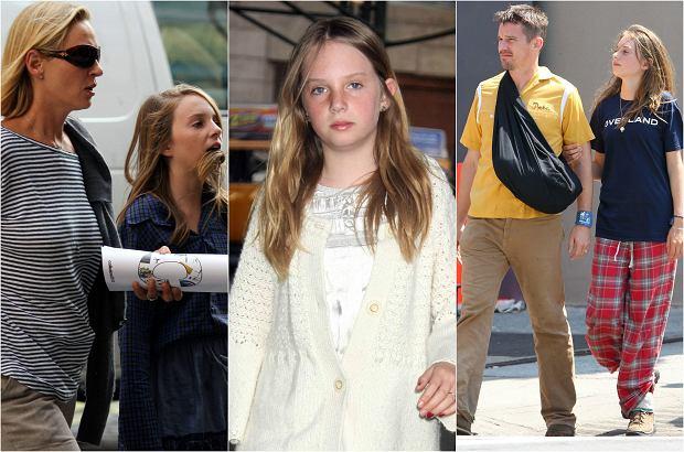 Zdjęcie numer 0 w galerii - Córka Umy Thurman i Ethana Hawke'a już nie jest dziewczynką. Z takimi genami musiała wyrosnąć na prawdziwą piękność!
