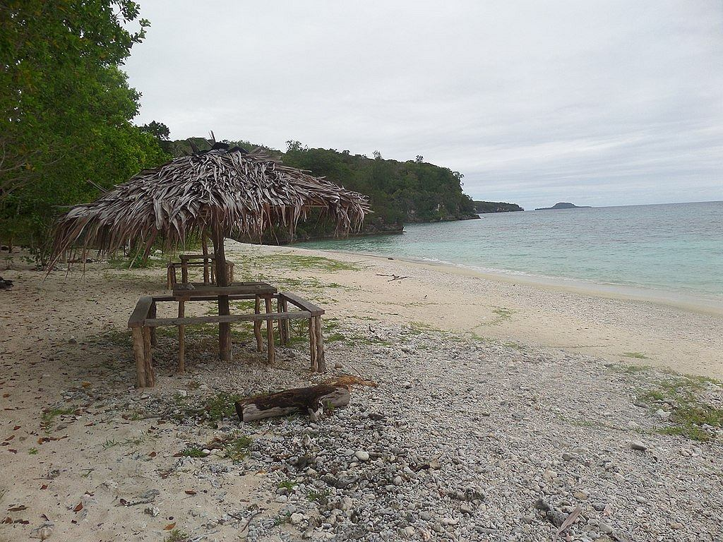 Wybrzeże Efate, archipelag Vanuatu
