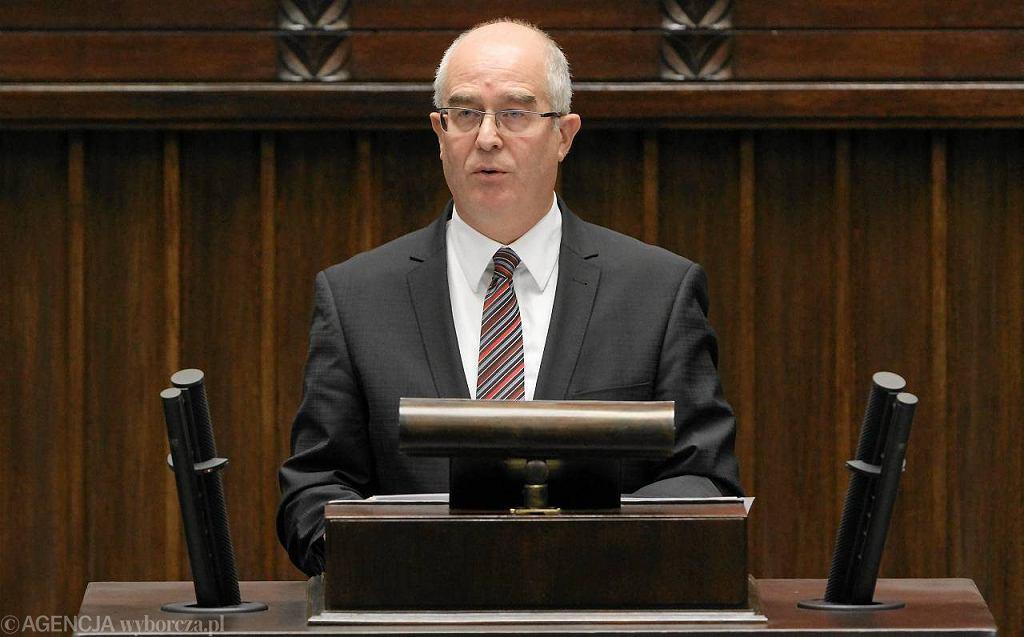 Prokurator generalny Andrzej Seremet