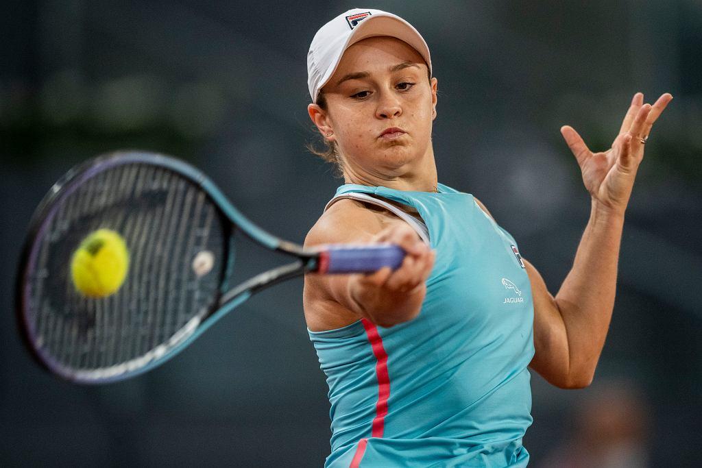 Ashleigh Barty rywalką Igi Świątek w Mutua Madrid Open