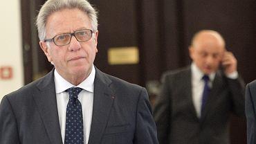 Gianni Buquicchio, szef Komisji Weneckiej