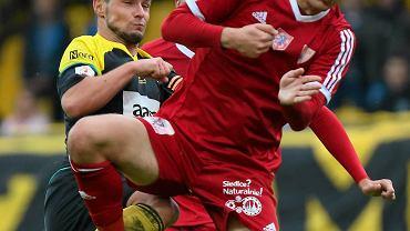 O wygranej GieKSy z Pogonią Siedlce przesądził gol Pawła Mandrysza z 55. minuty. GieKSa ma na swoim koncie 22 punkty po 12. meczach. Lepsze jest obecnie tylko Zagłębie Sosnowiec (23 pkt).