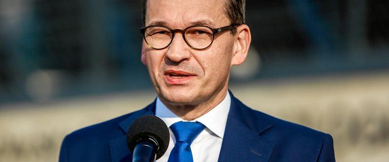 Morawiecki o głosowaniu w PE: Szydło nie chciała kandydować trzeci raz