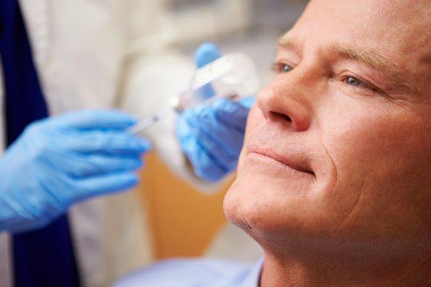 Operacje plastyczne. Co poprawiają mężczyźni?