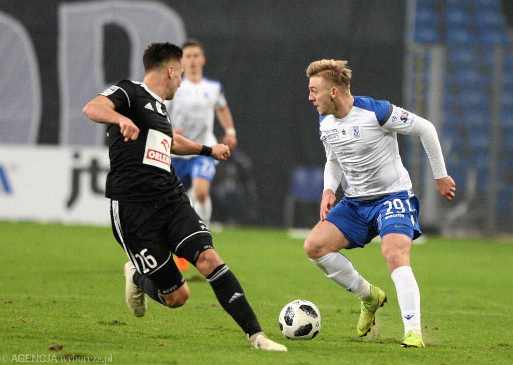 Lech Poznań - Wisła Płock. Gdzie oglądać mecz 2. kolejki Ekstraklasy?