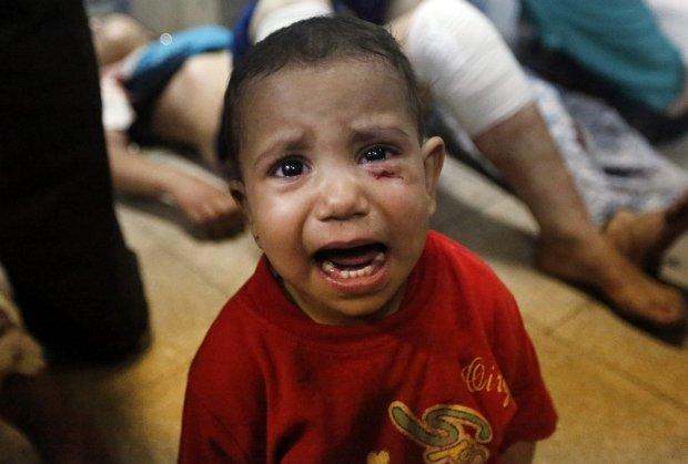 Chłopiec ranny w ataku rakietowym na szkołę ONZ
