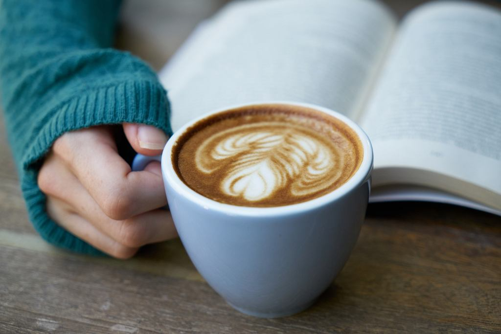 Pijąc kawę myśl strategicznie.