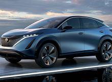 Wkrótce premiera Nissana Ariya. Znamy szczegóły