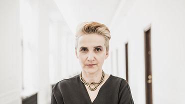 Posłanka Joanna Scheuring-Wielgus.
