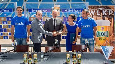Lech Pils sponsorem Lecha