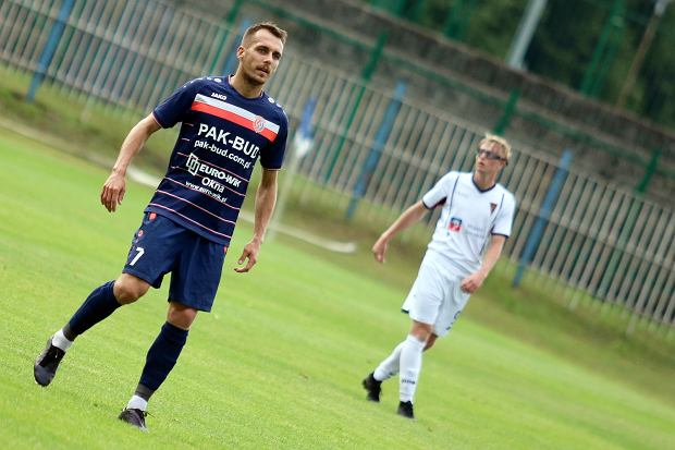 Piątek, 10 lipca. Piłkarski mecz towarzyski: Warta Gorzów - Pogoń II Szczecin 3:1 (1:0)