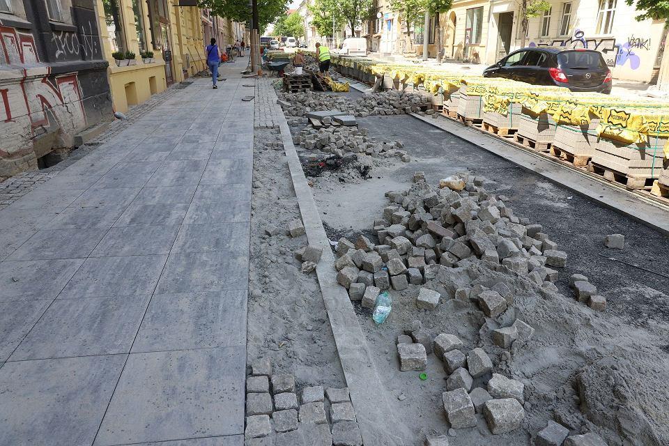 Zdjęcie numer 10 w galerii - Wielka przebudowa w centrum Gorzowa trwa już rok. Co się ostatnio zmieniło?