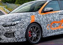 Hyundai i30 N Project C - niżej, lżej i szybciej
