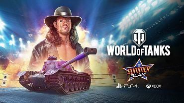 World of Tanks WWE
