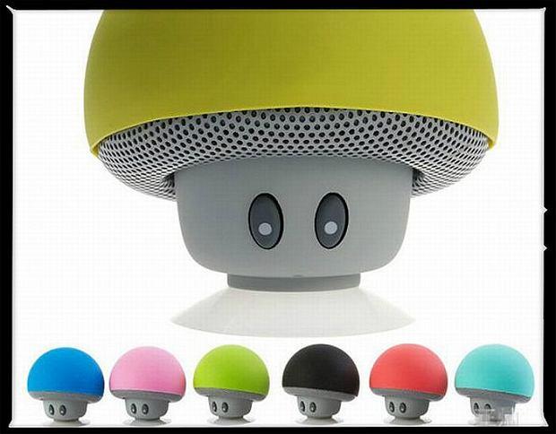 Głośnik-grzybek na kabel USB, cena: 5 dol. Fot. AliExpress