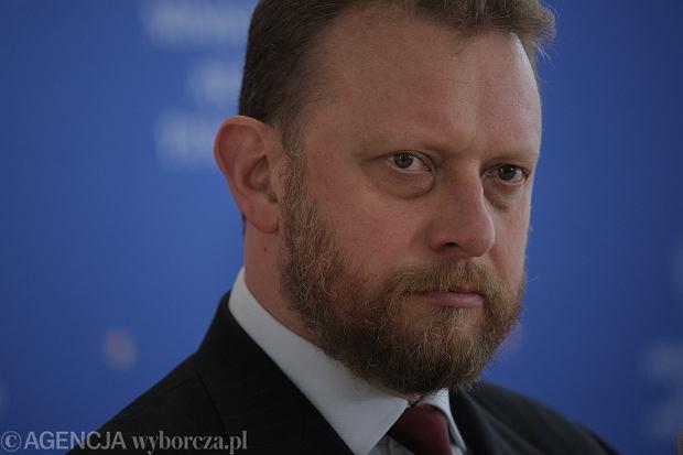 """Minister zdrowia Łukasz Szumowski o powrocie uczniów do szkół. """"Na kolejny lockdown nie możemy sobie pozwolić"""""""