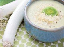 Zupa z porów - ugotuj