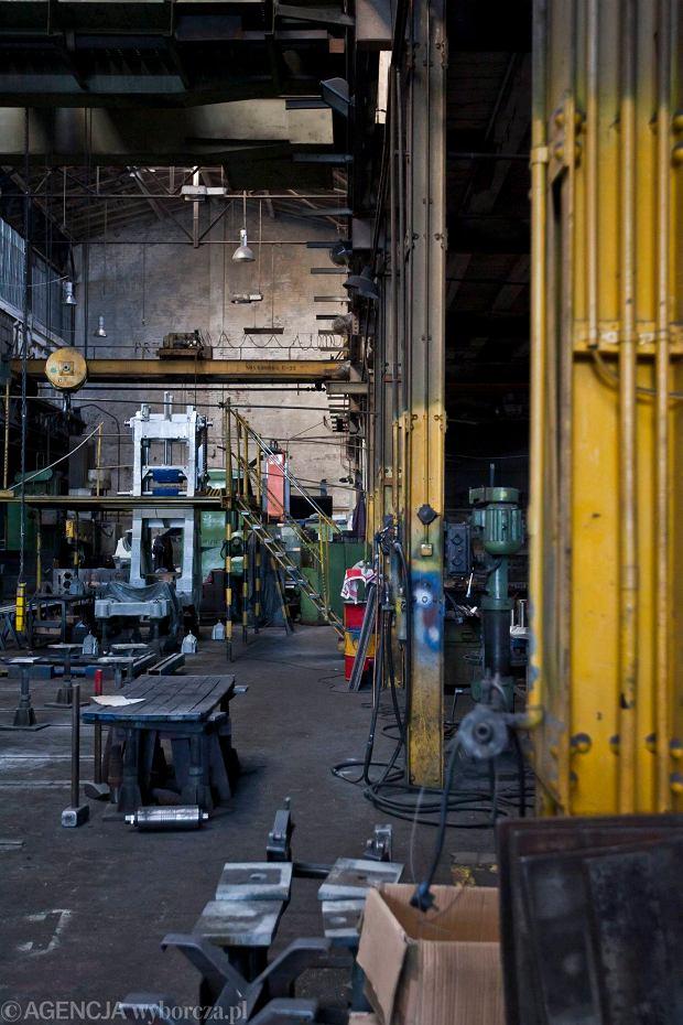 Zdjęcie numer 20 w galerii - Zwiedzali 150-letnią fabrykę obrabiarek na Wilczaku [ZDJĘCIA]