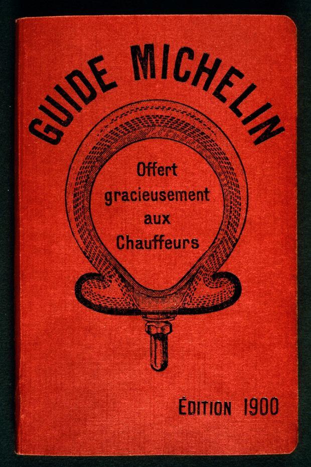 Michelin - 120 lat historii słynnego czerwonego przewodnika