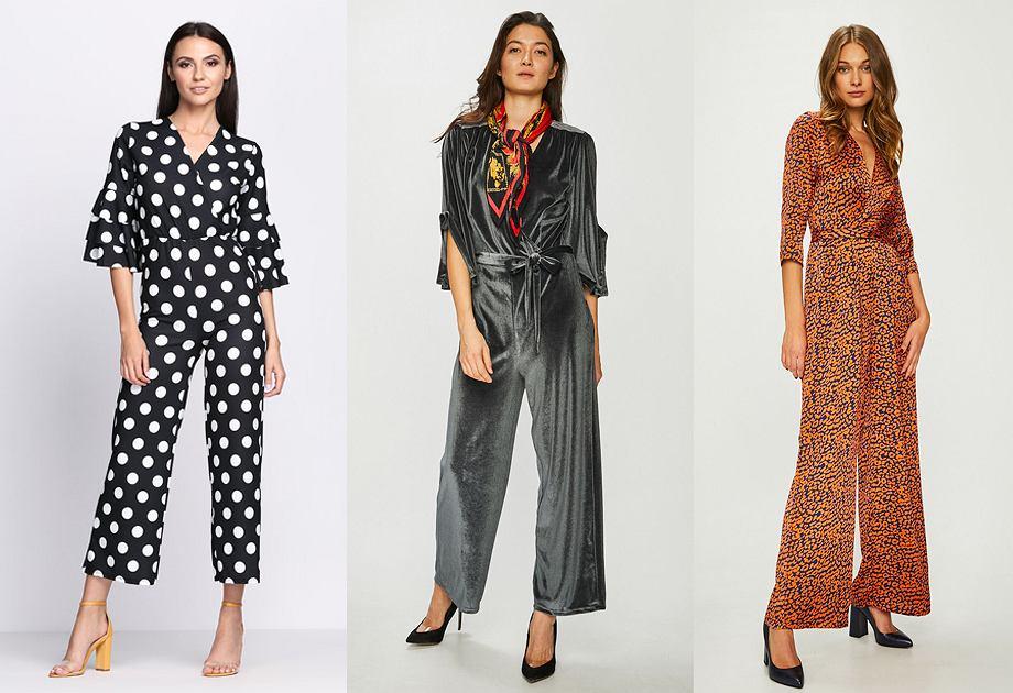 Kombinezony dla dojrzałych kobiet to modna alternatywa dla sukienki