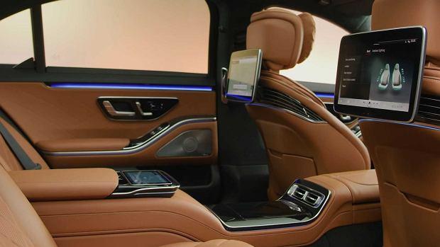 Mercedes klasy S W223