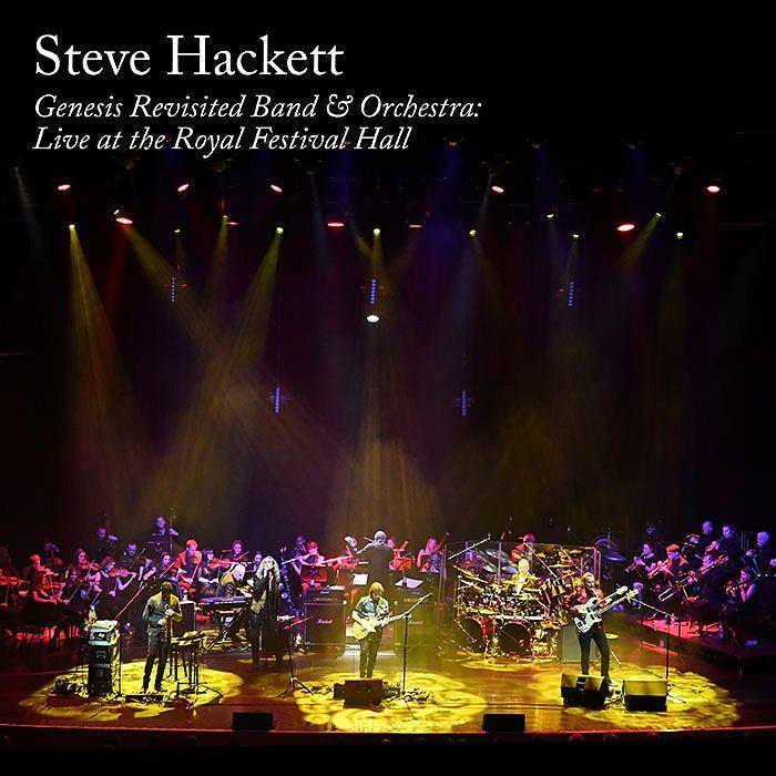 Steve Hackett nowy album