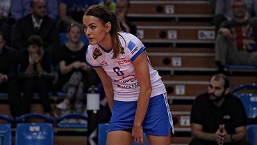 Katarzyna Warzocha wraca po kontuzji pleców do drużyny Developresu SkyRes Rzeszów
