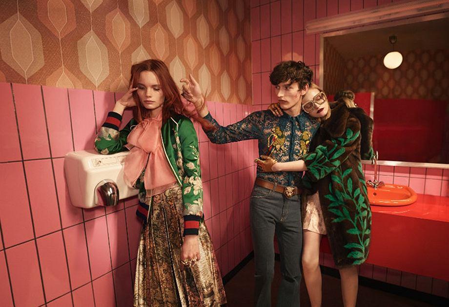 Kampania Gucci SS16