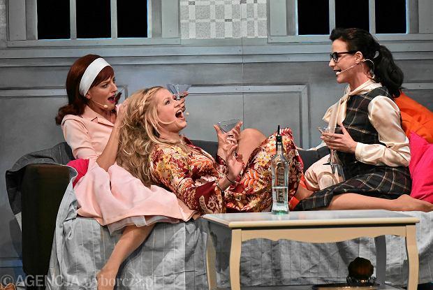 'Czarownice z Eastwick' w reż. Jacka Mikołajczyka, Teatr Syrena w Warszawie