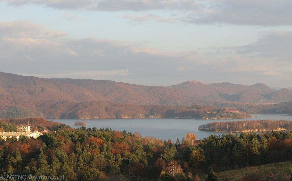 W Bieszczadach padł rekord temperatury w listopadzie