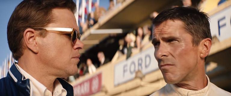 Matt Damon i Christian Bale w filmie