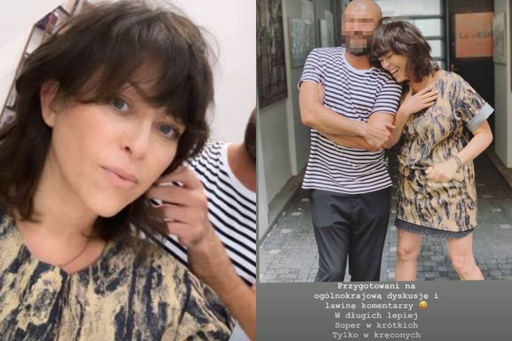 Natalia Kukulska chwali się efektami wizyty u fryzjera