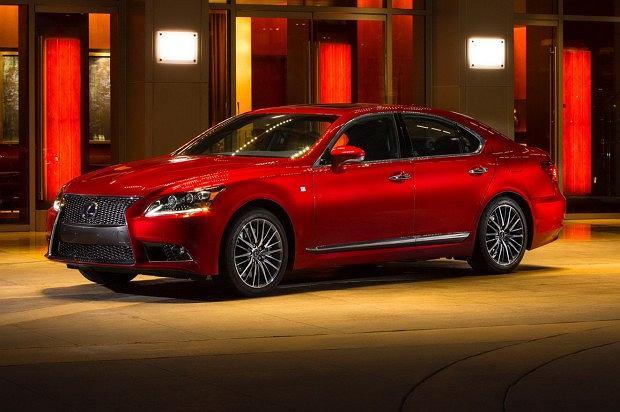 Nowy Lexus LS