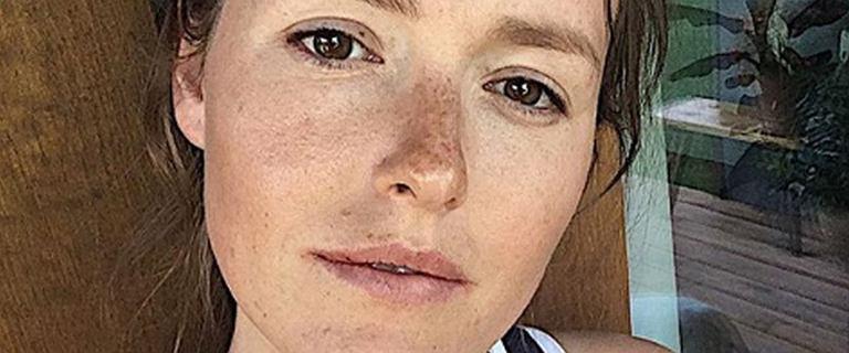 Olga Frycz o dodatkowych kilogramach po ciąży: Przytyłam więcej niż ''średnia krajowa''